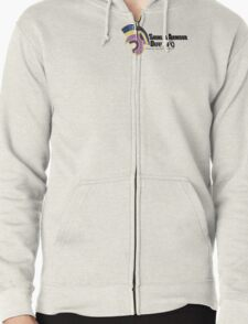 Shining Armour Defence Zipped Hoodie