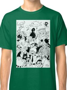 George Clarke - Characters May15 Classic T-Shirt
