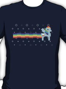 Sonic Nyan Rainboom! T-Shirt