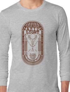 Aziz Light-The Divine Brew Long Sleeve T-Shirt