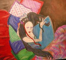 Daliah's dreams... by Lunalight3