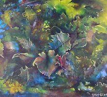 Feeling Green 2 by Cathy Gilday