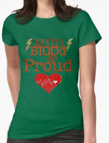 """Mud Blood and Proud""  T-Shirt"
