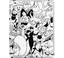 George Clarke - Characters Feb15 iPad Case/Skin