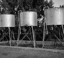 Fuel Drums Linga Longa by warriorprincess