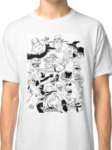 George Clarke - Characters Apr15 Classic T-Shirt
