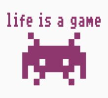 Life is a game Baby Tee