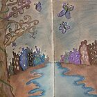 My odd world by Lunalight3