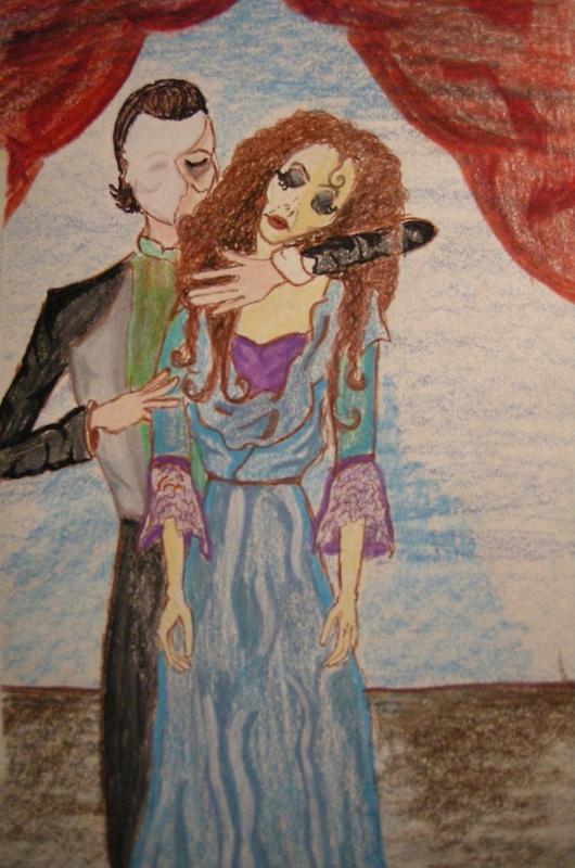 The Phantom... by Lunalight3