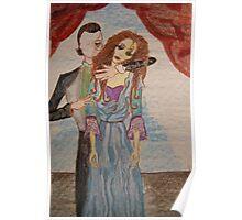 The Phantom... Poster