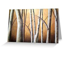 Barren Woods 60x40 - Greeting Card