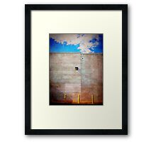 iPhoneography: Geometry Framed Print