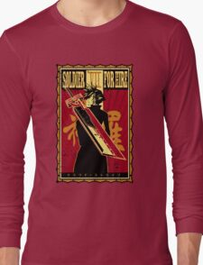 Soldier for Hire Long Sleeve T-Shirt