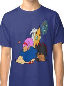 Sonic & Hedgehogs Classic T-Shirt