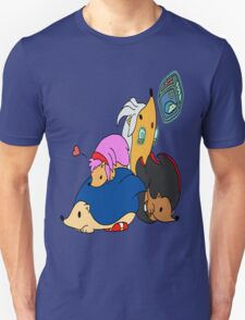 Sonic & Hedgehogs Unisex T-Shirt