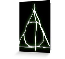 Deathly Hallows 4 Greeting Card