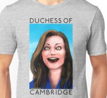 Duchess of Cambridge Unisex T-Shirt