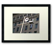 Downtown 1 Framed Print