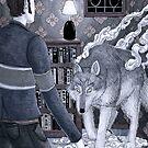 Der Wolf by Jeremy Baum