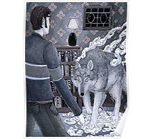 Der Wolf Poster