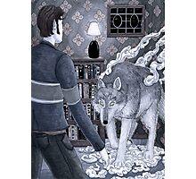 Der Wolf Photographic Print