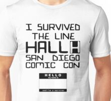 Never forget Hall H Unisex T-Shirt