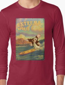 Retro Surf Long Sleeve T-Shirt