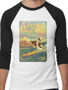 Retro Surf Men's Baseball ¾ T-Shirt