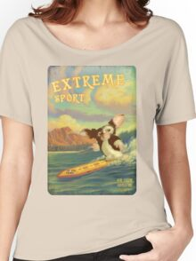 Retro Surf Women's Relaxed Fit T-Shirt