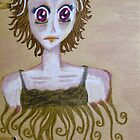 Self portrait, part two by Lunalight3