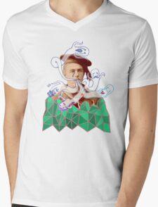 The Heart-Broken Sailor Mens V-Neck T-Shirt