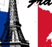 Vive La France 13.11.2015 Sticker