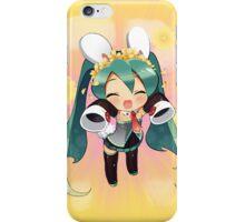 Chibi Miku iPhone Case/Skin