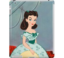 Princess Scarlett iPad Case/Skin