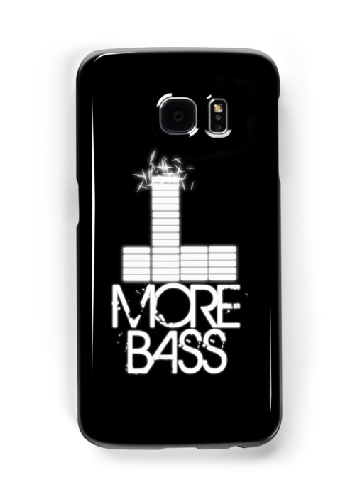 More Bass by Kingofgraphics