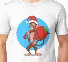 funny monkey.  Unisex T-Shirt