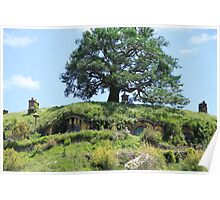 The man made tree in the shire Poster