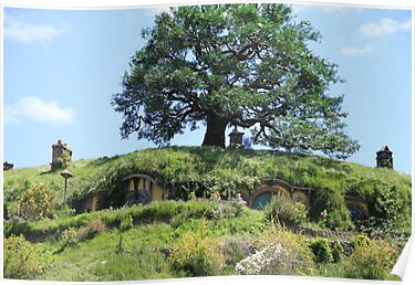 The man made tree in the shire by R-Summers