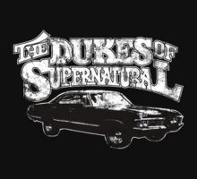 Dukes of Supernatural by flyingpantaloon