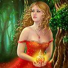 Love potion  by Alena Lazareva