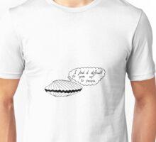 clam pun 10/10  Unisex T-Shirt