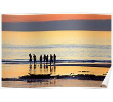 Cable Beach Broome  Poster