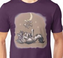 Baby WereWolf (with moon mobile) Unisex T-Shirt