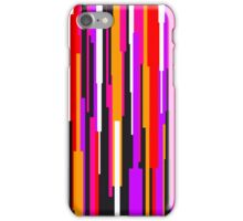 Neon Icicles  iPhone Case/Skin