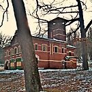 Overbrook Asylum - The Firehouse by Jane Neill-Hancock