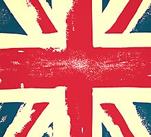 Union Jack by Alvise Busetto