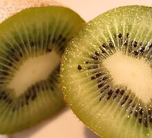 Mouthwatering Kiwi Fruits by elm321