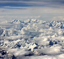 The Himalaya Below by PerkyBeans