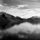 Lake Wakatipu by Sheaney