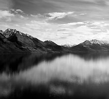Lake Wakatipu by Sheaney